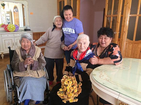Пансионат для инвалидов в астане есть дом для престарелых в кингисеппском районе