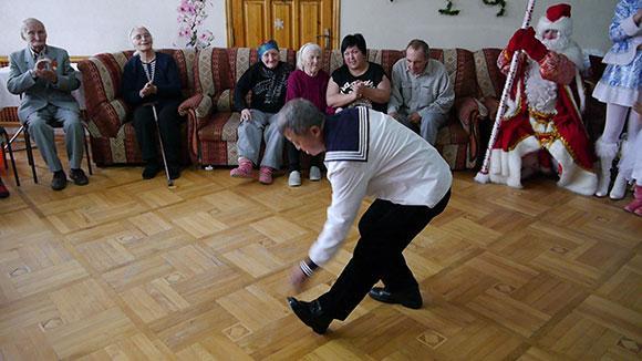 Пансионат для инвалидов в астане есть город орел дом престарелых